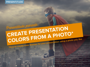Create Color Theme from Photo