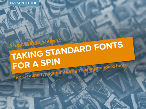 Taking safe fonts for a spin