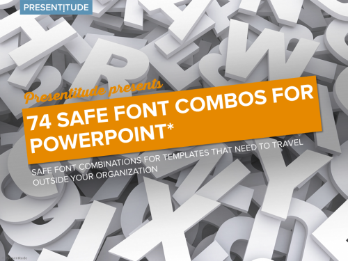 Safe Font Combos for PowerPoint