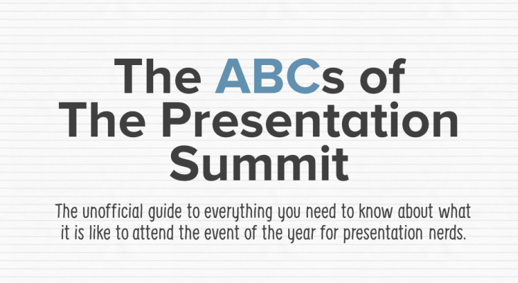 The ABC guide to The Presentation Summit 2014
