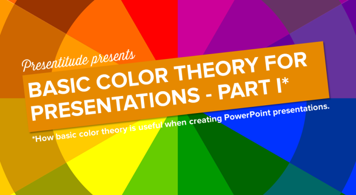 The basics of the color wheel for presentation design (Part I)