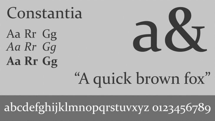 constantia_font_for_powerpoint