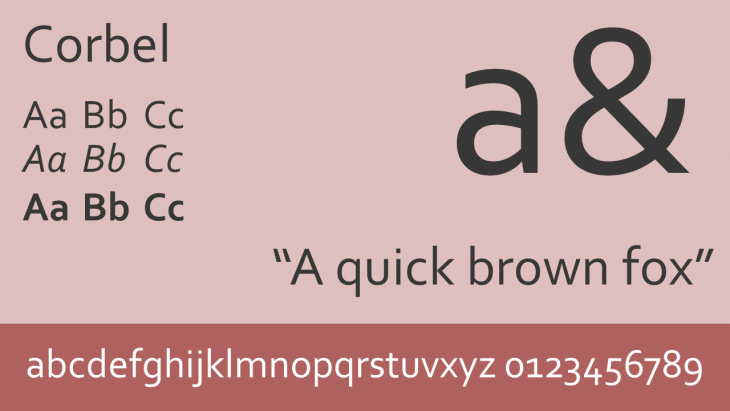 corbel_font_for_powerpoint
